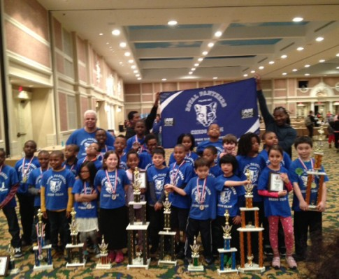 The Royal Panthers Chess Team-Video